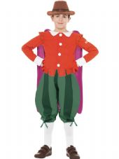 Childs Horrible Histories Guy Fawkes Costume